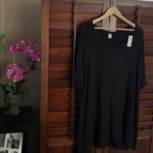 Old Navy 3X Luxe Swing Tunic/Short Dress